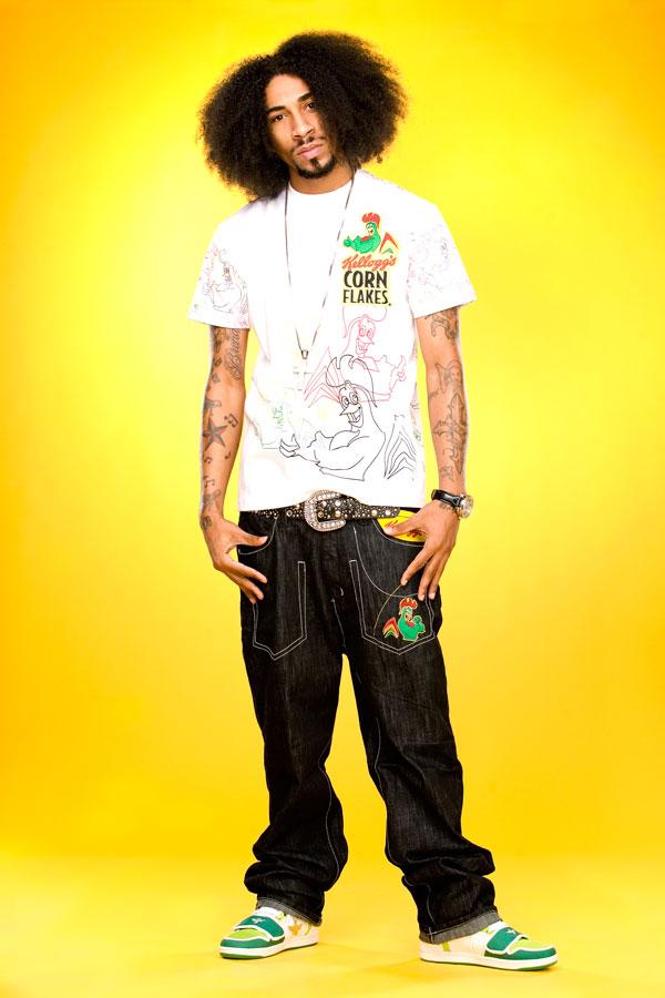 Как одеться в стиле хип-хоп