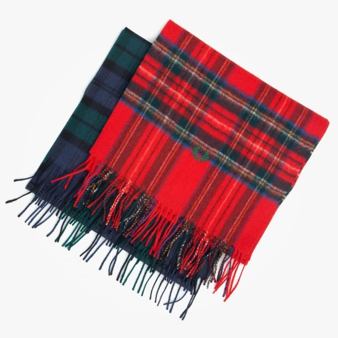 Как вязать шарф в полоску