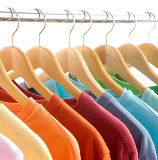 Как вернуть цвет полинявшим вещам