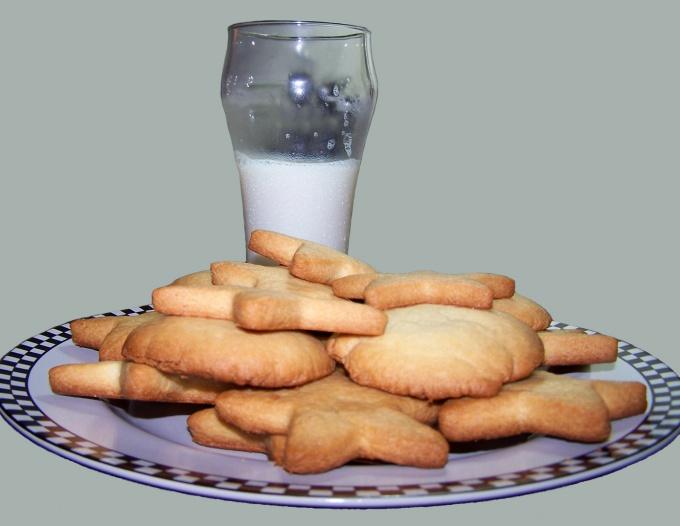 Как испечь домашнее печенье