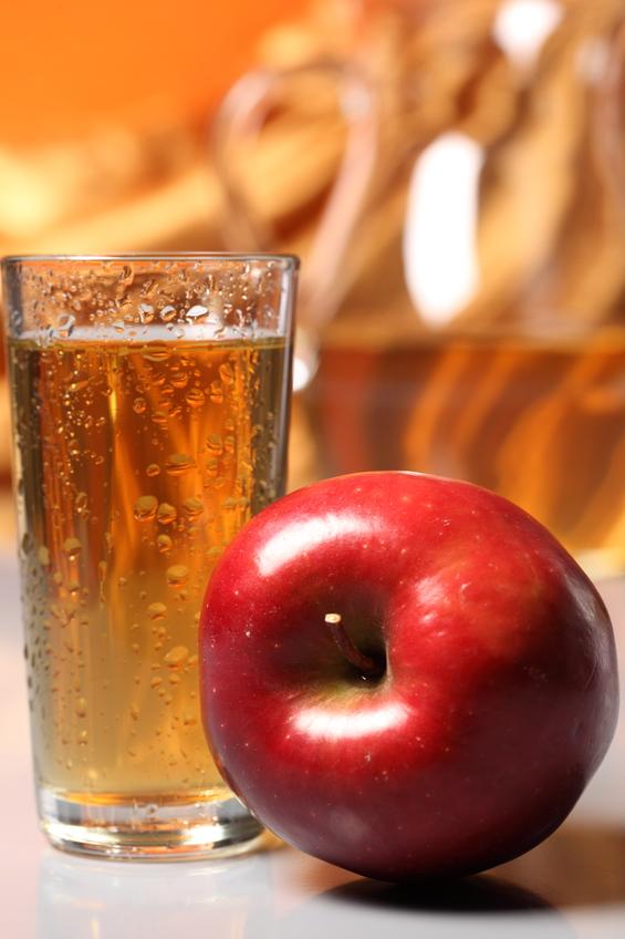 Как сделать яблочное вино