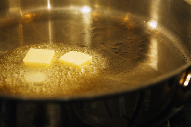 Как перетапливать сливочное масло