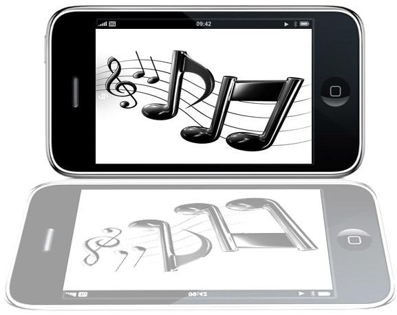 Как закачать мелодии на айфон