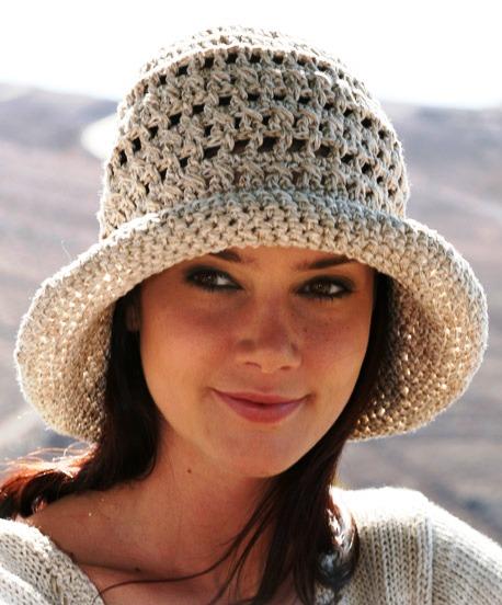 How to crochet Panama