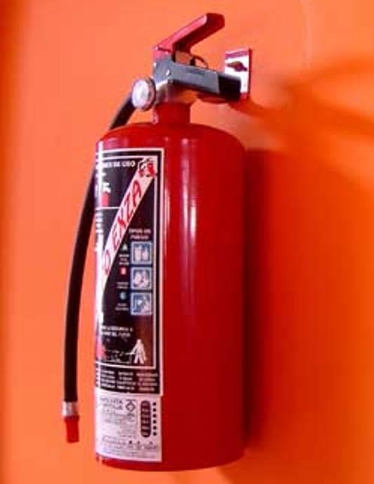 Как проверить огнетушитель