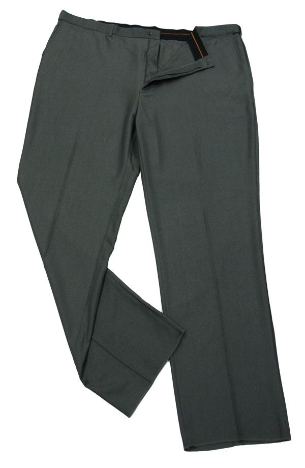Как избавиться от блеска на брюках