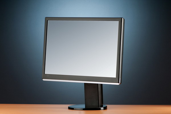 How to set the clarity of the monitor