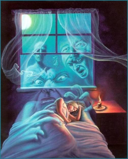 Как избавиться от страшных снов