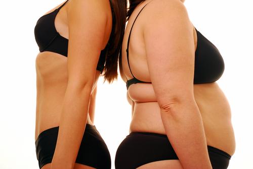 Как убрать жировую складку на спине