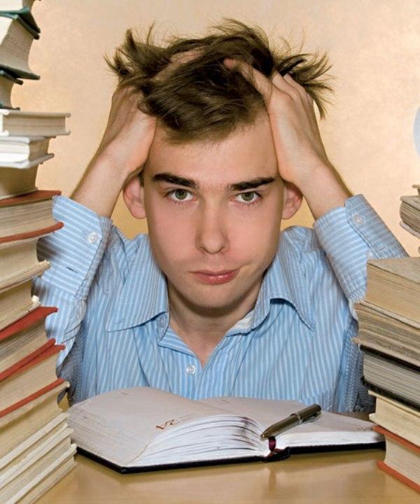 Как ругать перед экзаменом
