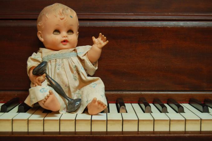 Как продать пианино