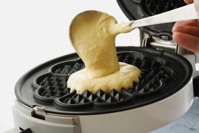 Как приготовить тесто для вафель