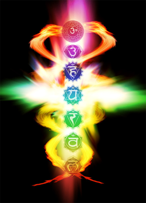 How to restore chakra