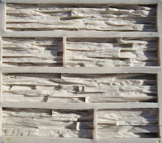 Как изготовить формы для искусственного камня