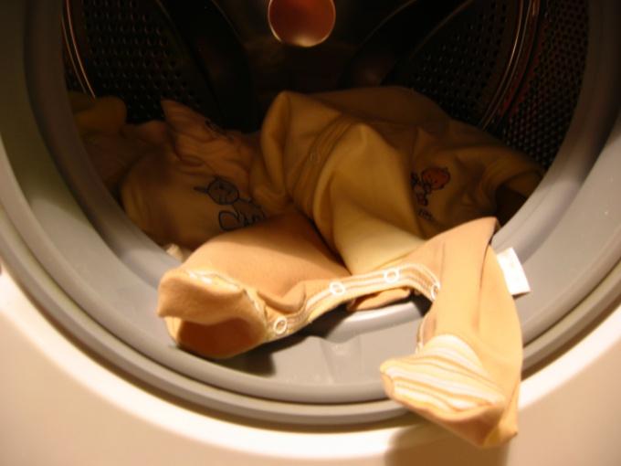 Как промыть стиральную машину