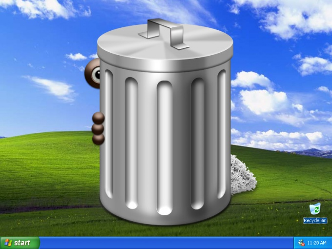 Recover deleted files recycle bin mac