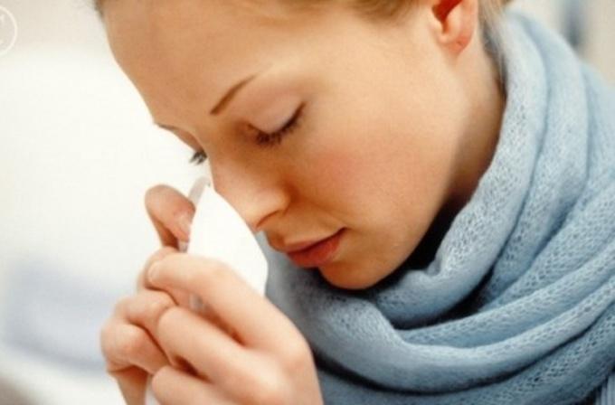 Как избавиться от отека в носу