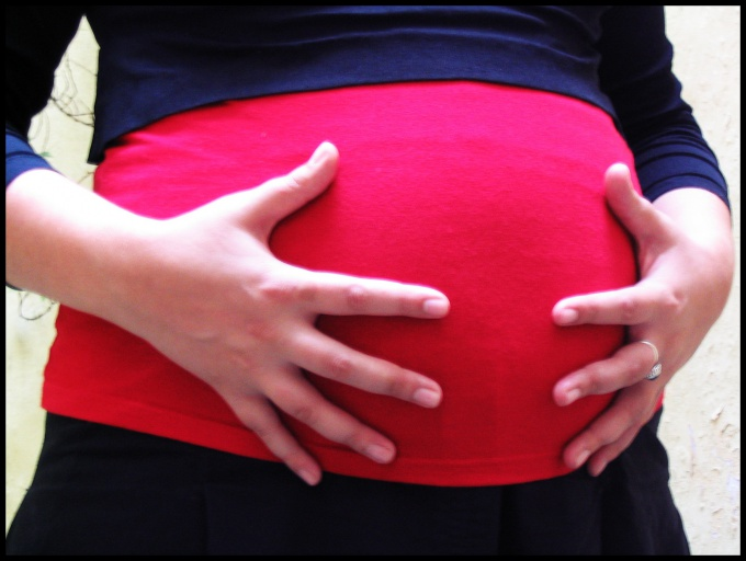 Как носить бандаж после родов