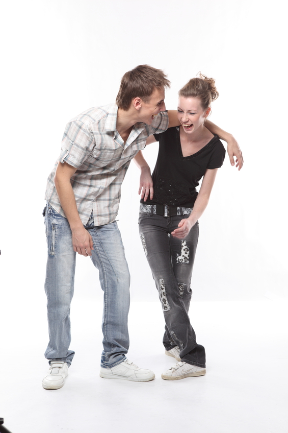 Как удалить пятнышко на джинсах