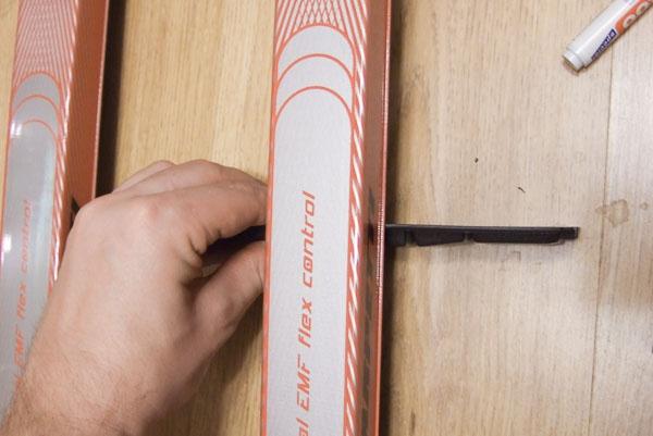 Как определить центр тяжести лыж