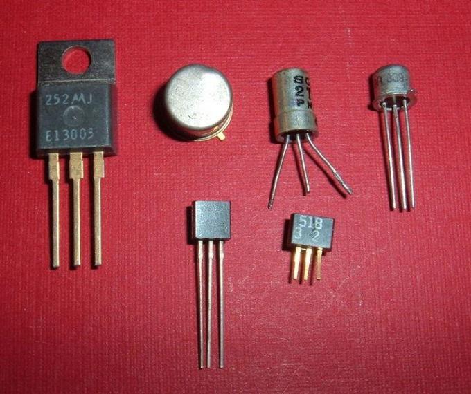 Как проверить биполярный транзистор