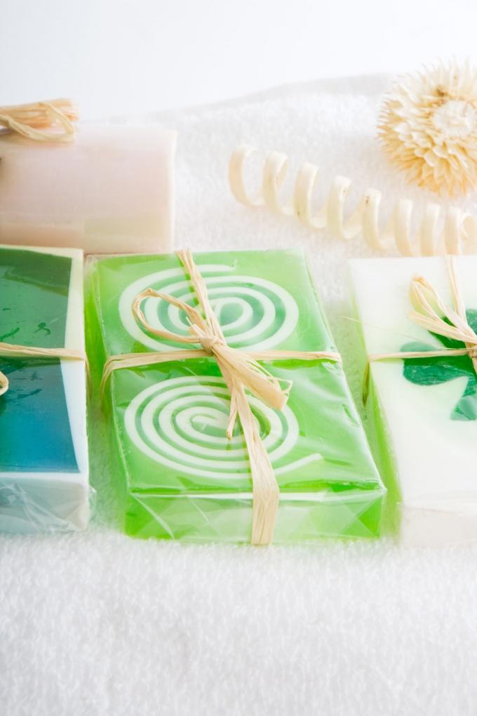 Как научиться варить мыло