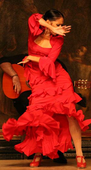 Как сшить юбки для фламенко