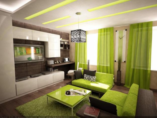 Как спланировать гостиную