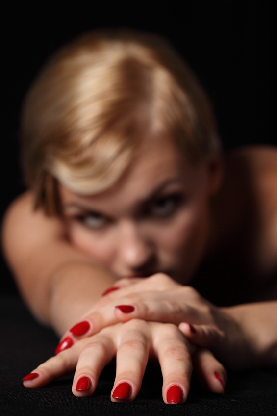 Как оформить ногти