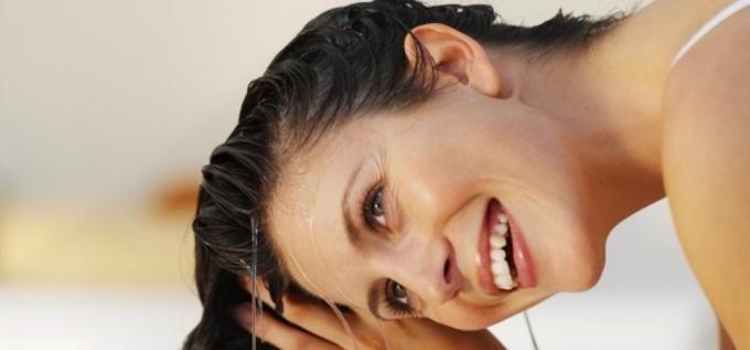 Как мыть волосы хлебом
