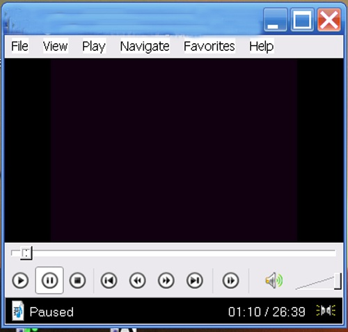 Как вставить видео в файл