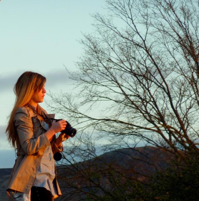 Как снимать зеркальной камерой