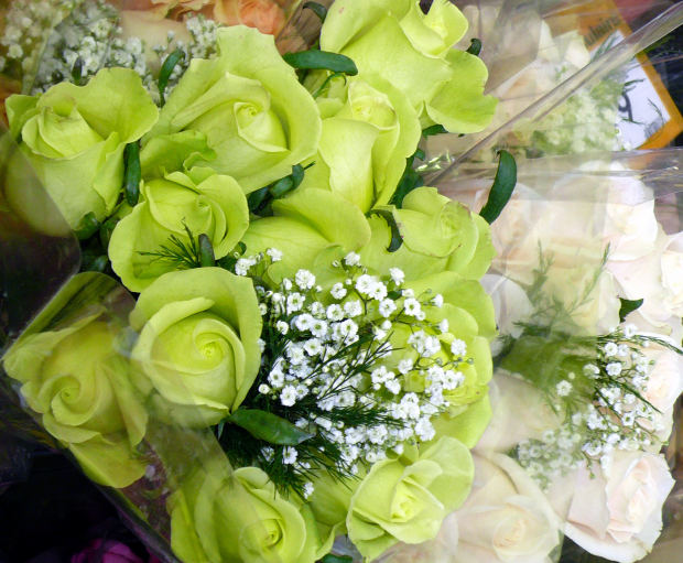 How to assemble bouquets of flowers