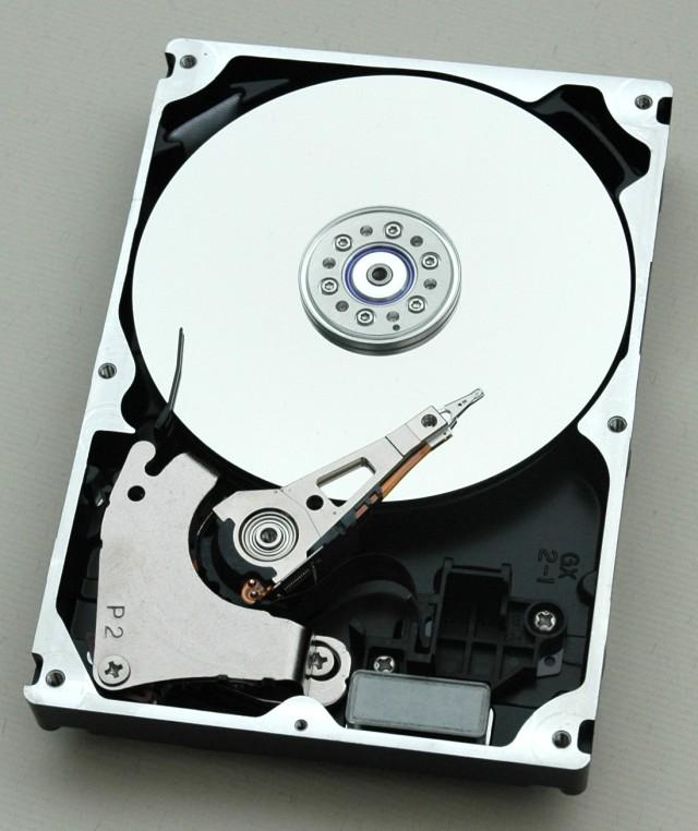 Как разбить системный диск
