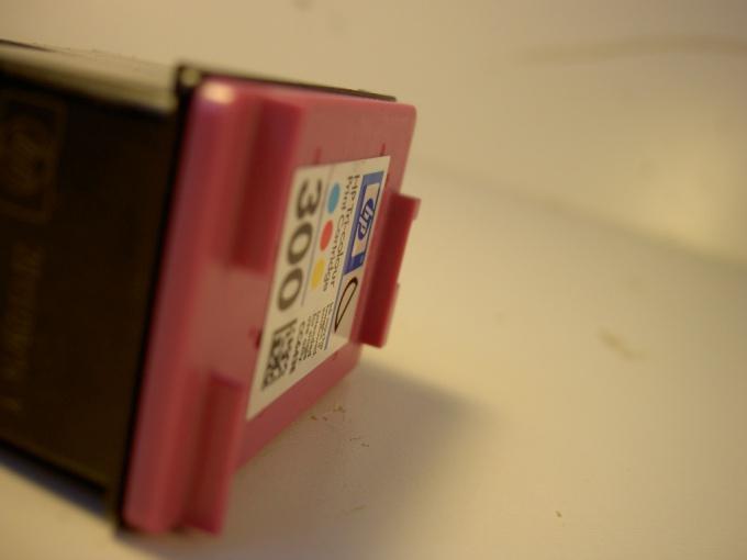 Как зарядить картридж принтера