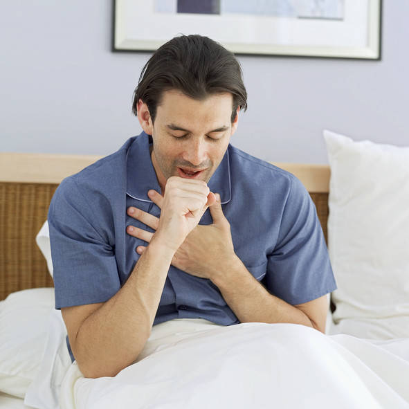 How to treat cough begins