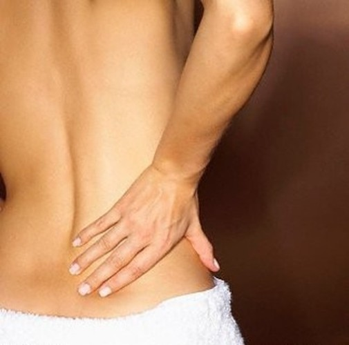 How to treat lower back if lost