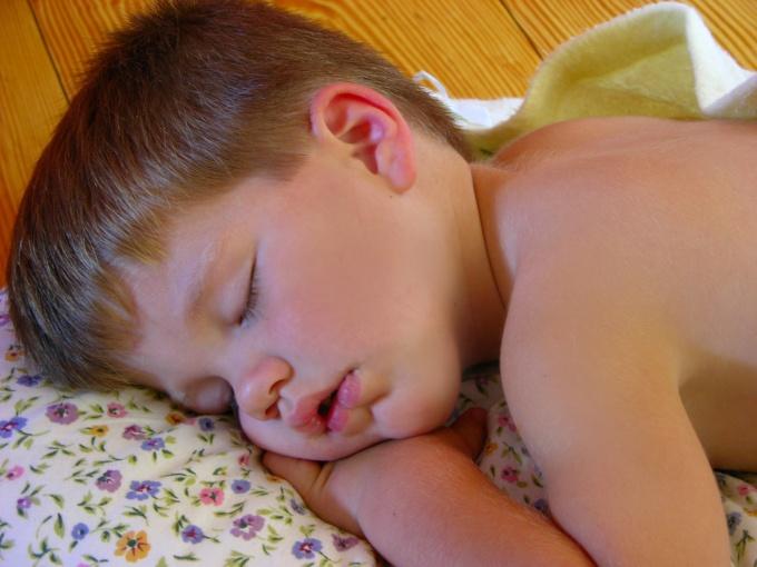 Как успокоить нервную систему ребенка