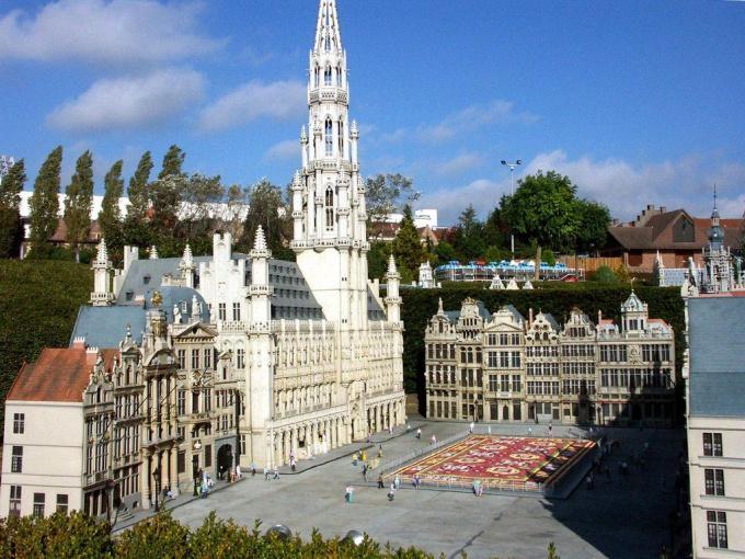 Как попасть в Бельгию