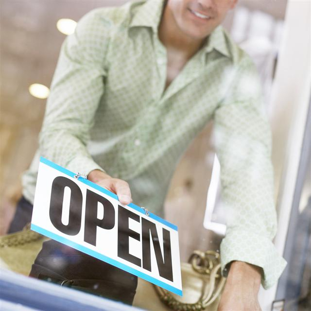 Как открыть частный бизнес
