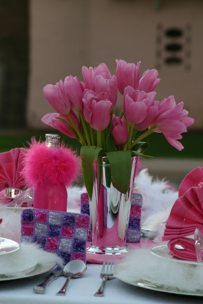 Как декорировать столы