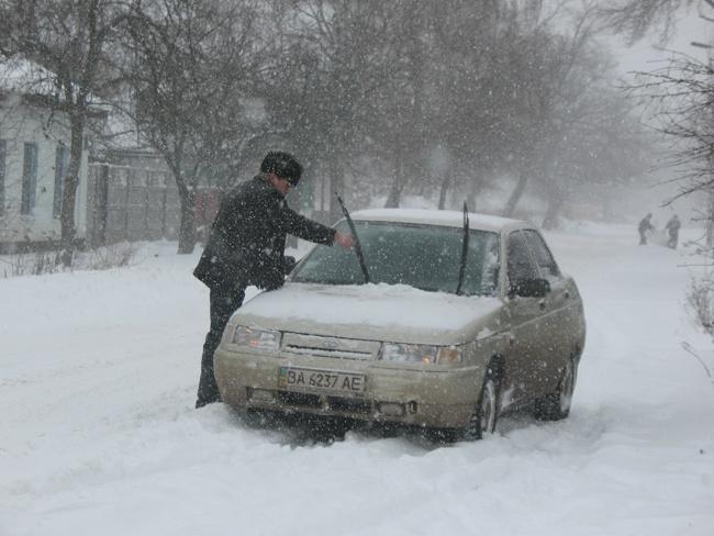 Как завести холодный двигатель