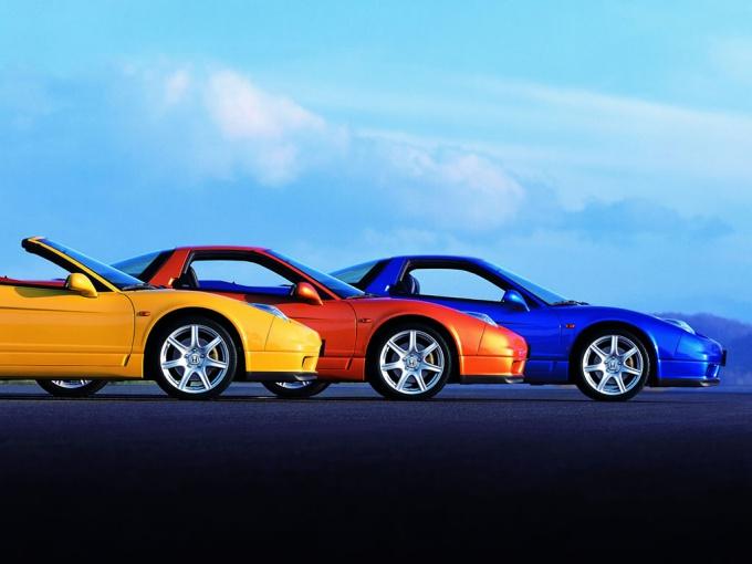 Цвет автомобиля как выбрать