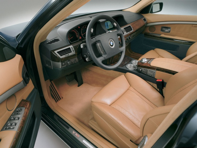 How to clean the interior of the car