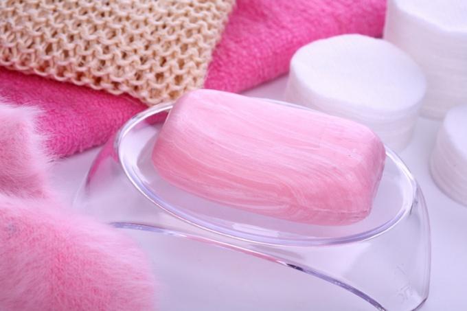 Как сделать мраморное мыло