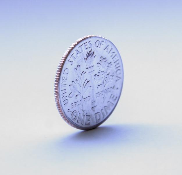 Как очистить серебряные монеты