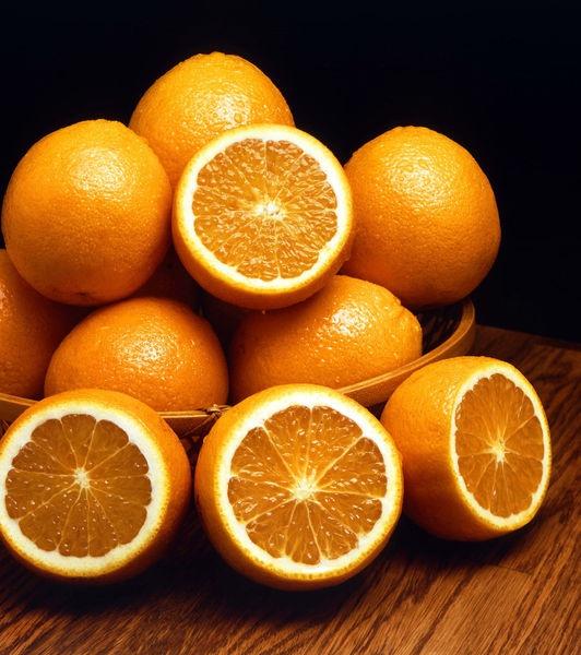 Как высушить апельсин