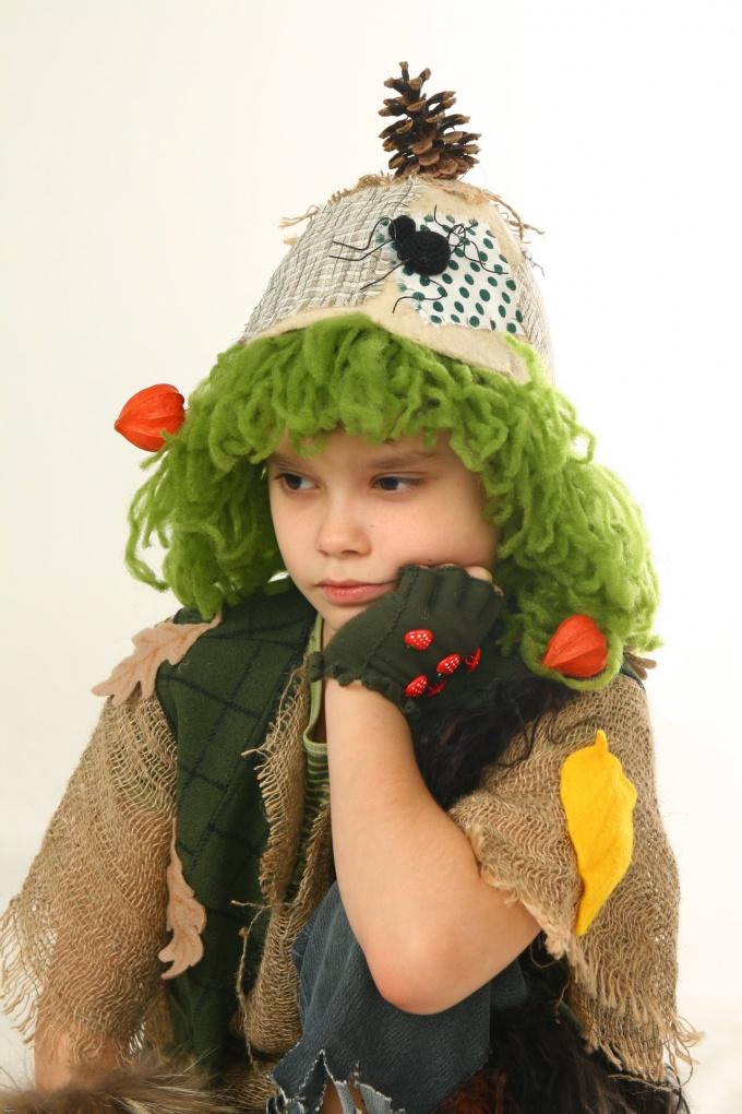 Костюм для ребенка своими руками фото