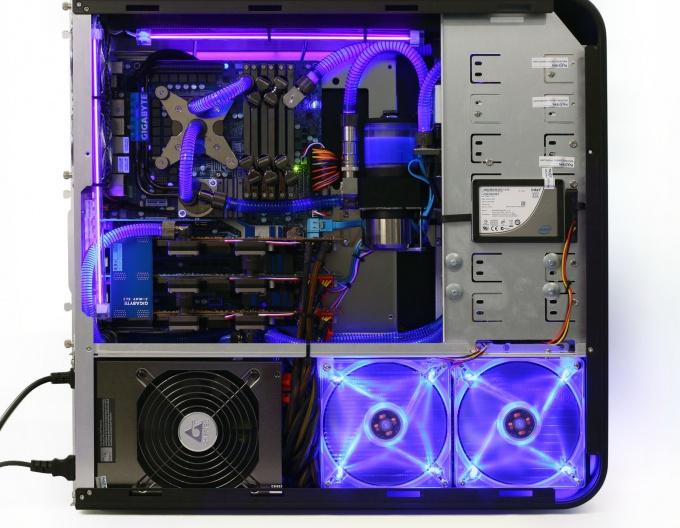 Как запустить новейший компьютер