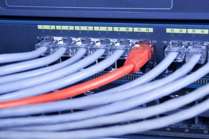 Как подключить компьютер к выделенной линии